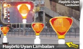 Flasörlü Uyarı Lambaları